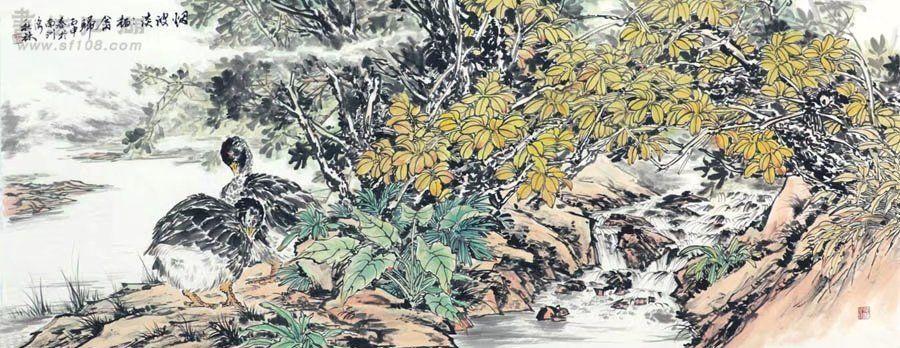 文秋林·小六尺花鸟18-66.jpg