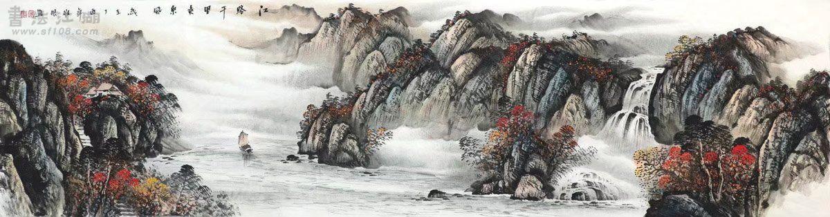 周维根·八尺对开山水24-4.jpg