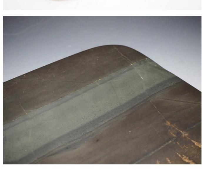 金星坑彩带砚板