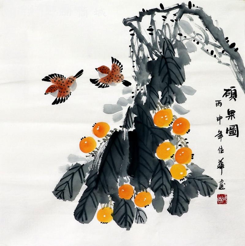 何佳华·三尺斗方花鸟07.jpg
