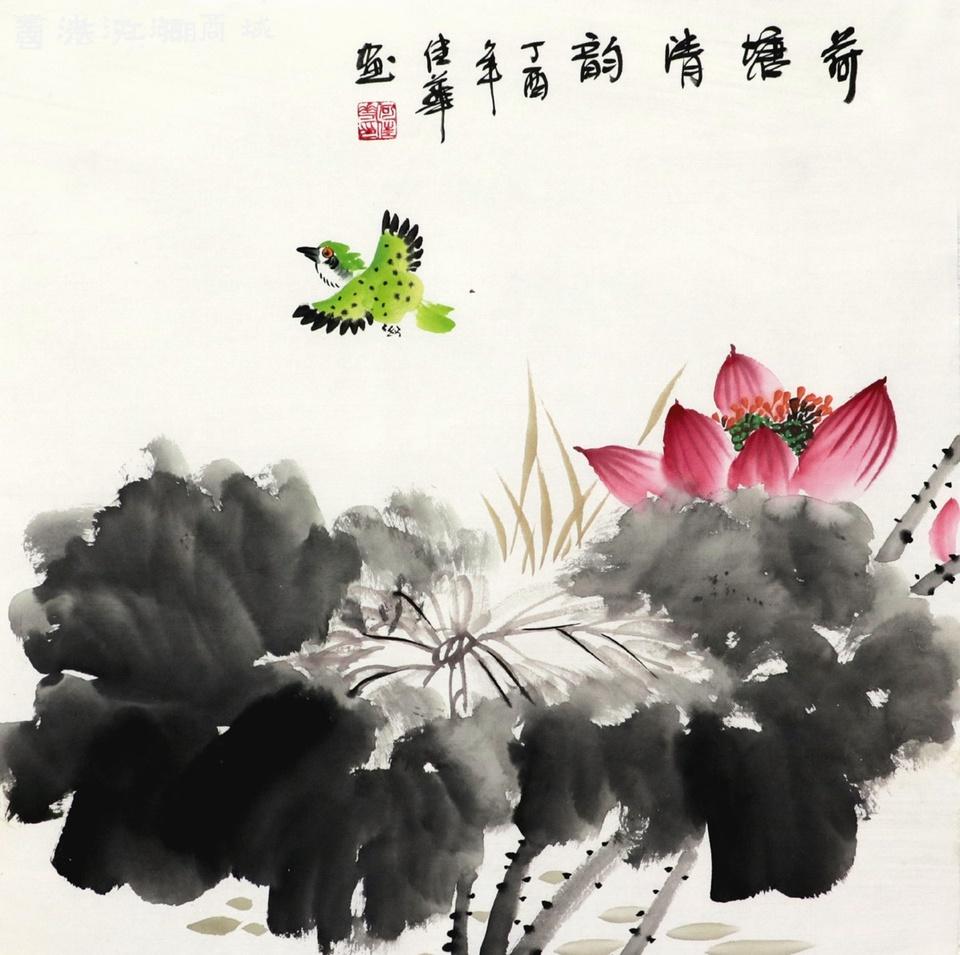 何佳华·三尺斗方花鸟12.jpg