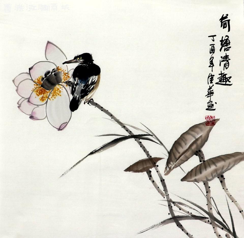 何佳华·三尺斗方花鸟13.jpg
